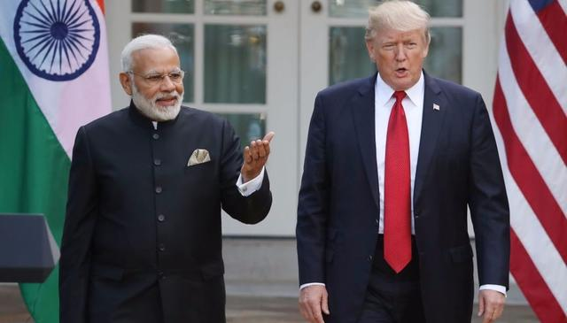 LIVE: INDIA-US JOINT STATEMENT