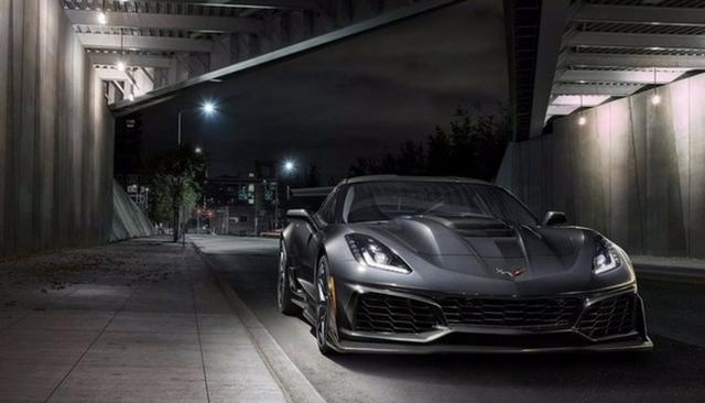 NEW ZR1: THE FASTEST