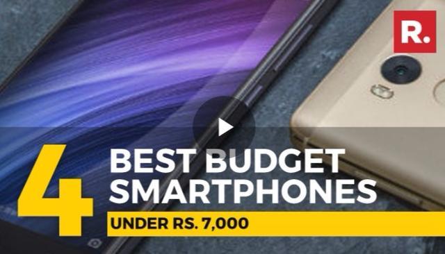 SMARTPHONES UNDER Rs.7000 !