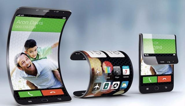 SAMSUNG'S BENDABLE SMARTPHONE!