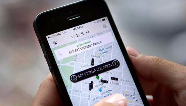 UBER DISCLOSES DATA BREACH