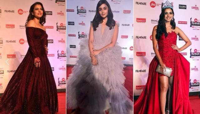 FILMFARE AWARDS 2018: INSIDE PHOTOS