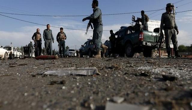 18 KILLED IN TALIBAN ATTACK