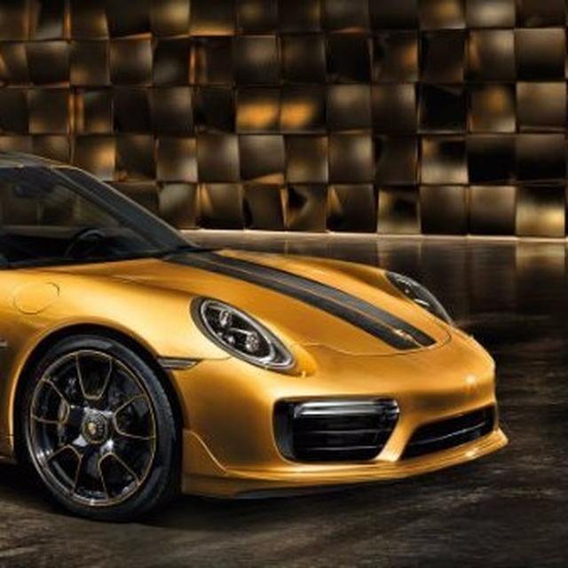 Porsche Exclusive Manufaktur opens with 911 Turbo S Exclusive Edition
