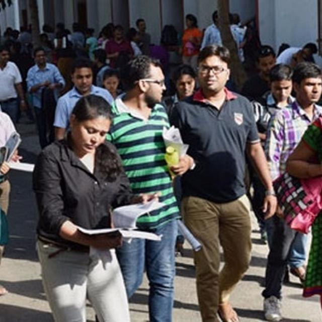 Hyderabad students protest new rules