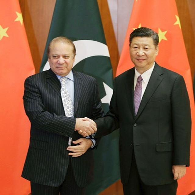 'CPEC REPRESENTS COLONISATION OF PAK.'