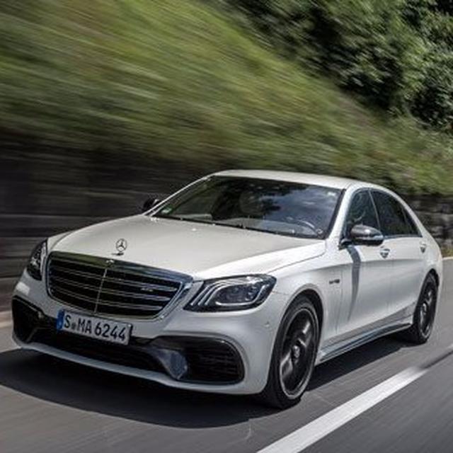2018 Mercedes-Benz S-Class Review: First Drive