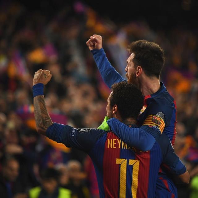 Lionel Messi posts a heartfelt farewell to Neymar