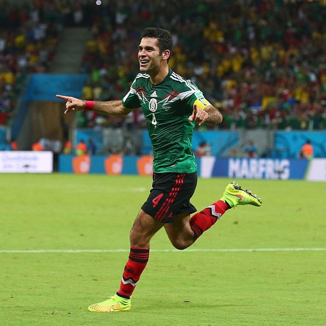 Former Barcelona Player Rafael Marquez named as 'front person' in a drug cartel