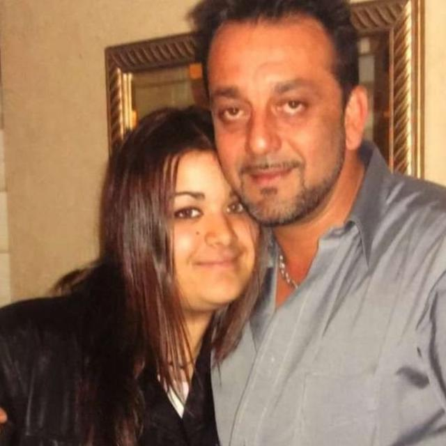 'Bhoomi' is dedicated to Dutt's daughter!
