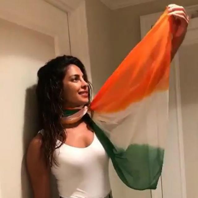 Priyanka Chopra slammed on Instagram
