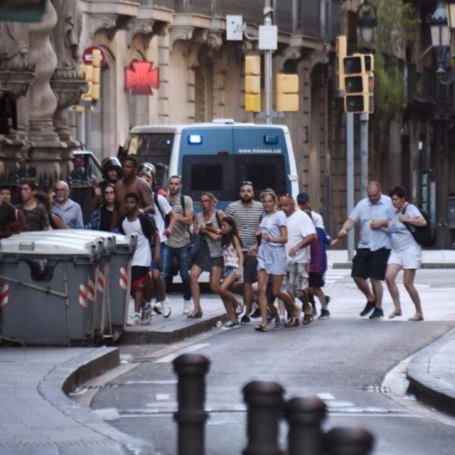 BARCELONA TERROR ATTACK: 13 DEAD, OVER 100 INJURED