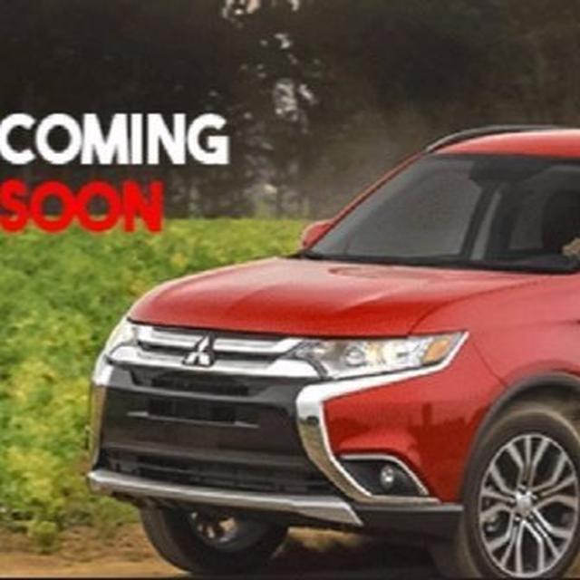 Mitsubishi Outlander launching soon in India