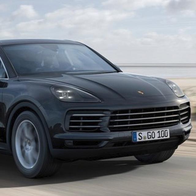 2018 Porsche Cayenne revealed!