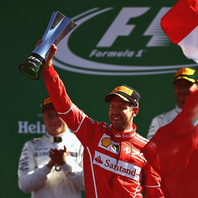 Formula 1: Sebastian Vettel is optimistic about Ferrari future