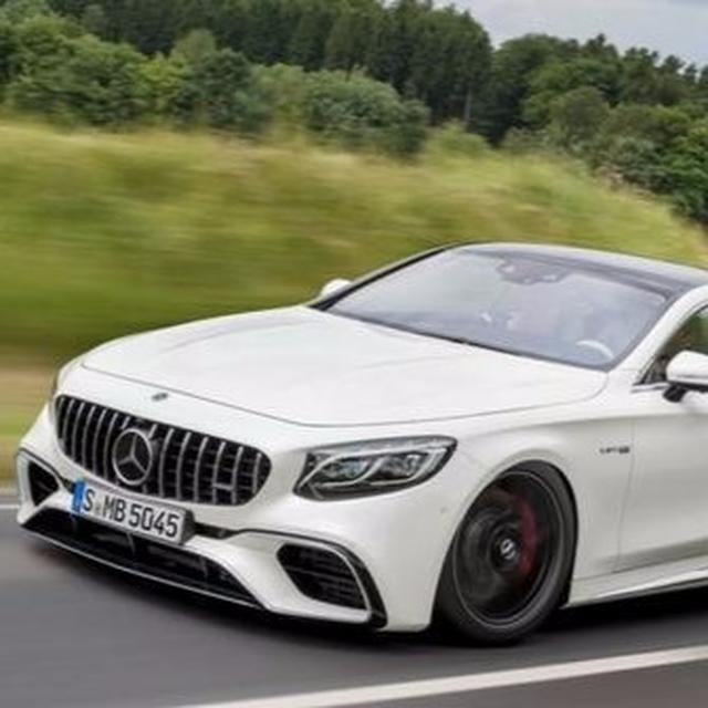 Mercedes-Benz S-Class Coupe and Cabriolet refreshed for 2018