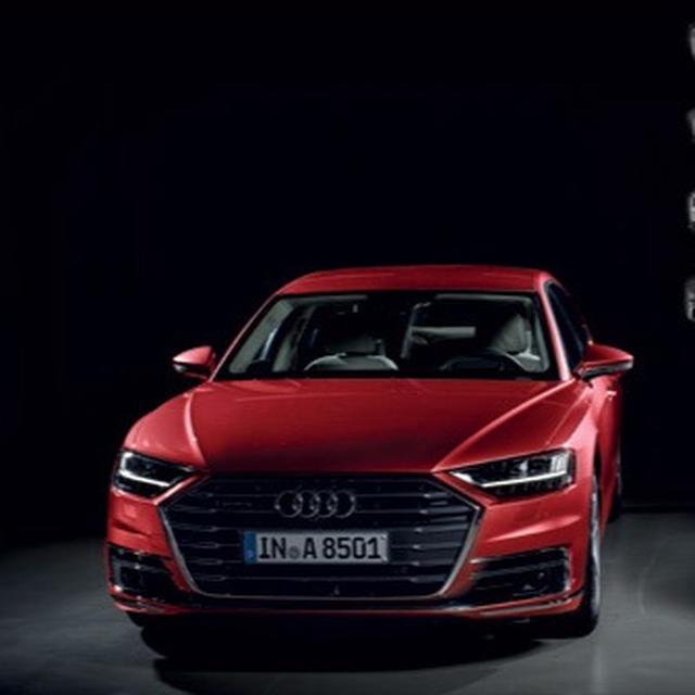 2018 Audi A8 L: Preview