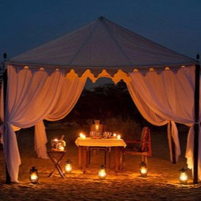 This Royal Stay In The Middle Of A Desert Has Unmatched Luxuries
