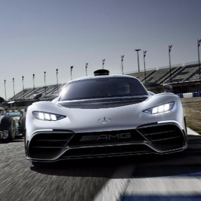 Frankfurt 2017: Mercedes-AMG Project One revealed