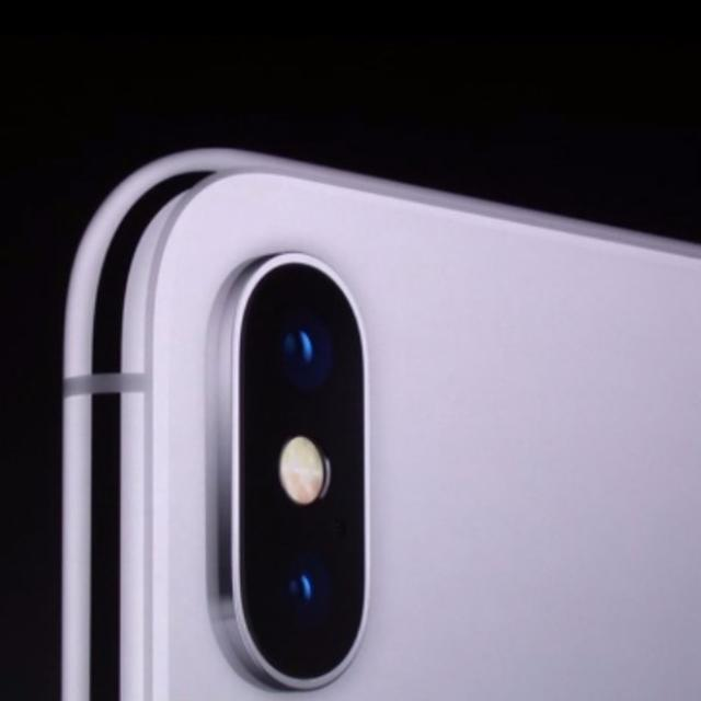 Here's what's new in the Apple iPhone X's cameras