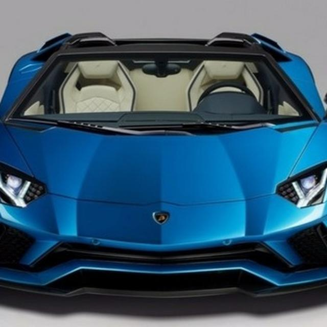 Lamborghini Aventador S Roadster launched at Rs. 5.79 crore