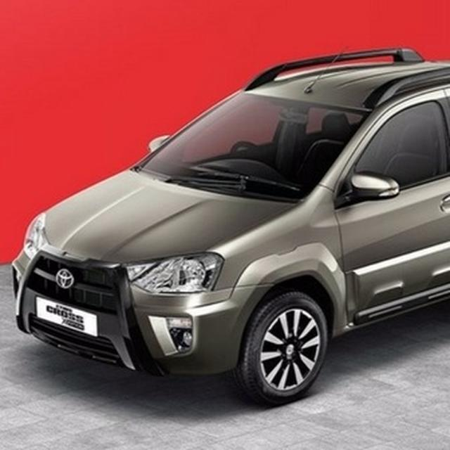Toyota Etios Cross X-Edition launched at Rs. 6.80 lakh