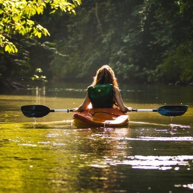 Kayaking In Kerala!