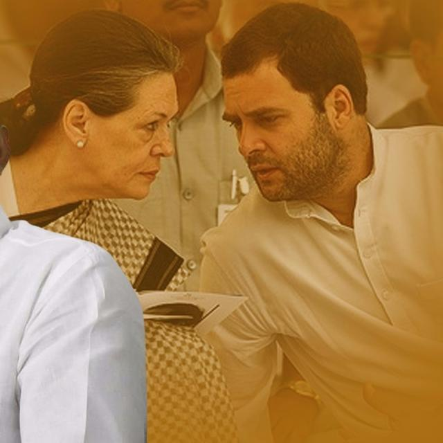 WATCH: OUSTED CONGRESS LEADER LASHES OUT AT PARTY