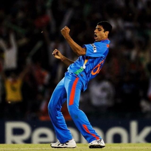 Nehra makes comeback to India's T20 squad