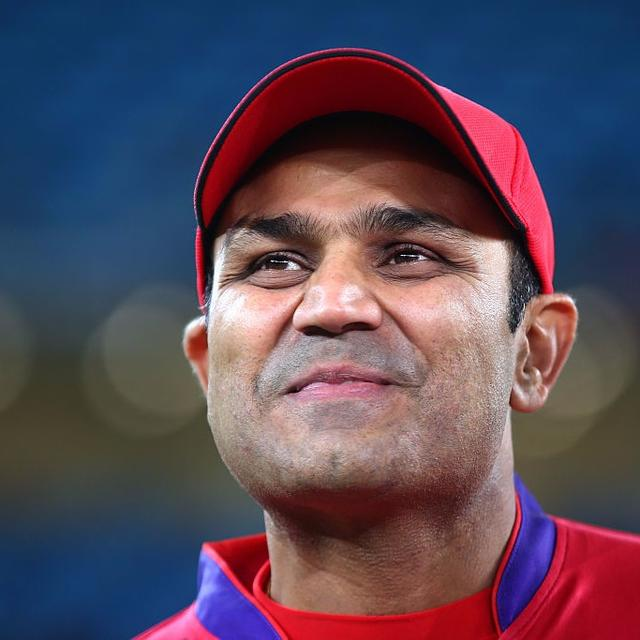 Virender Sehwag takes a perfect dig at the Australian Team