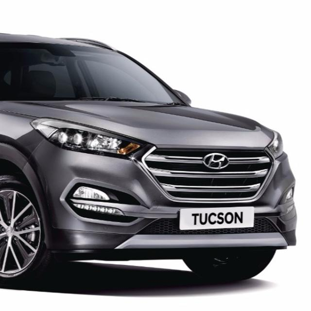 Hyundai TUCSON launched in India at Rs 25,19,000