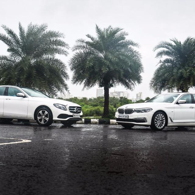 Mercedes-Benz E-Class vs BMW 5 Series: Comparison