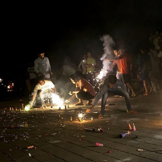 Diwali of 'achche din'?