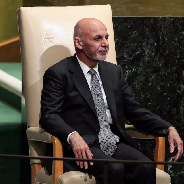 Ghani hails Indian economy