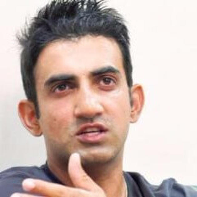 Gautam Gambhir joins national anthem debate