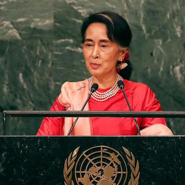 Does Myanmar need a change?