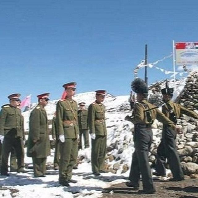 Chinese troops to learn Hindi?