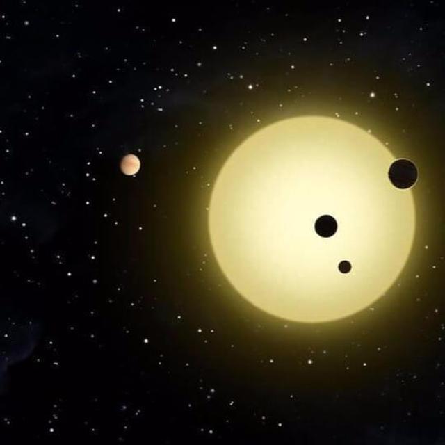 Life beyond Earth?
