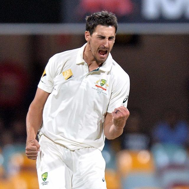 STARC'S ASHES WARNING