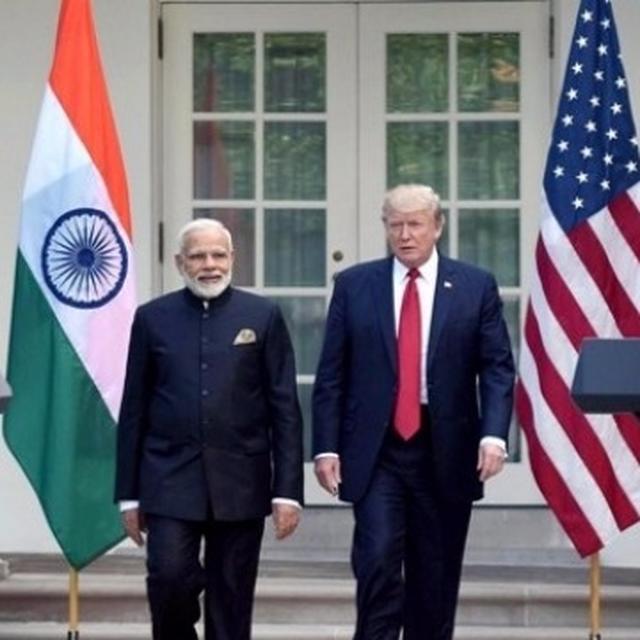 LAVISH PRAISE FOR INDIA & MODI