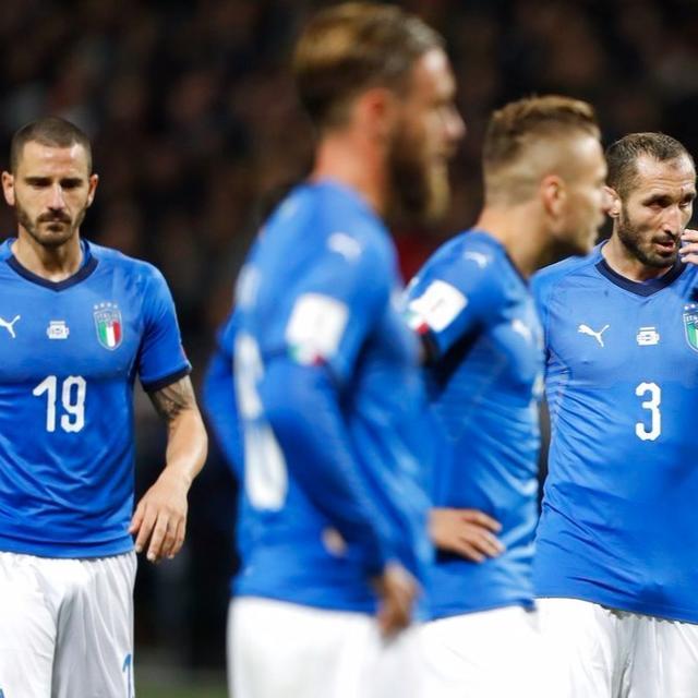 ITALY'S LAST CHANCE