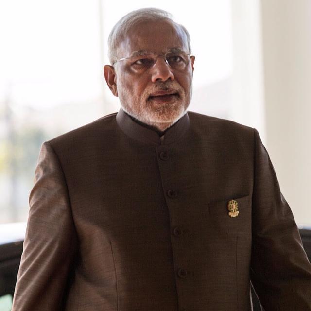 MODI PITCHES HARD FOR INDIA