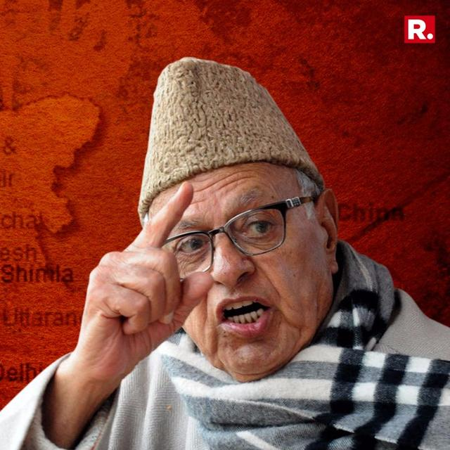 WHAT'S FAROOQ'S PAK OBESSION?