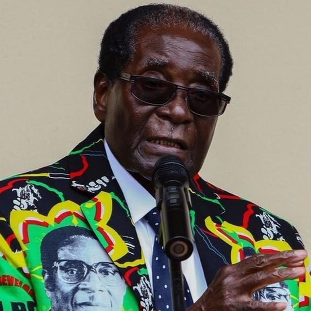 MUGABE RETIRED HURT