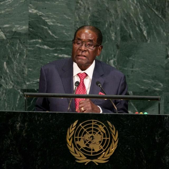 ZIMBABWE PREPARES FOR MUGABE'S EXIT