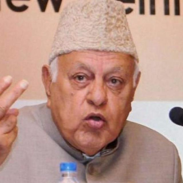 FAROOQ ABDULLAH INSULTS ARMY CHIEF