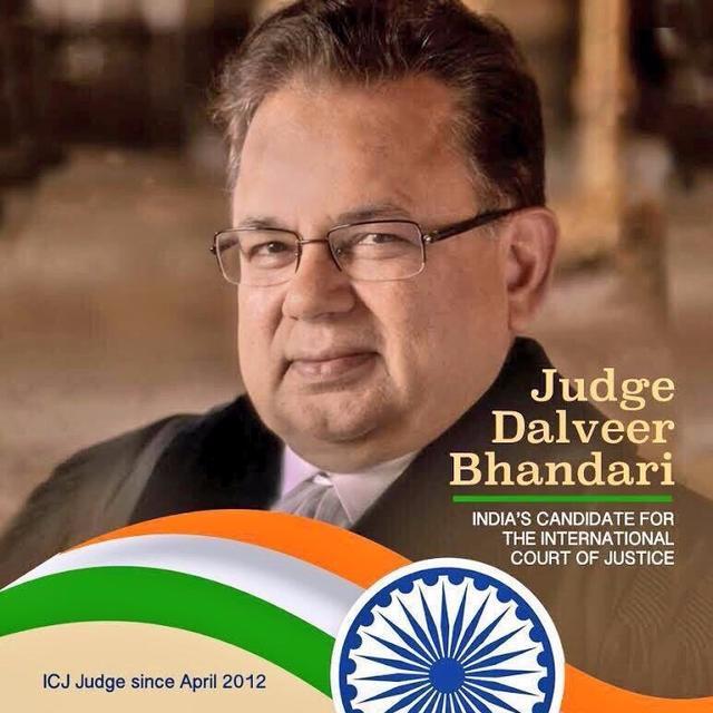 INDIA CELEBRATES ICJ WIN