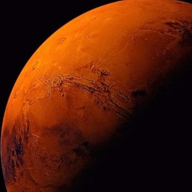 NO WATER ON MARS (FOR NOW)