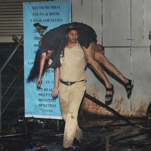 WATCH: STORY OF VALOUR FROM MUMBAI