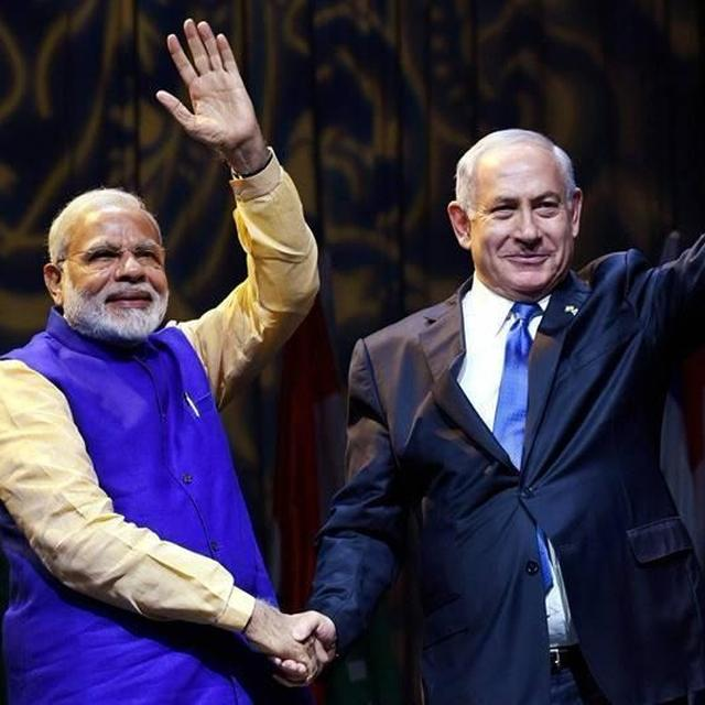 NETANYAHU TO EMBARK ON A VISIT TO INDIA
